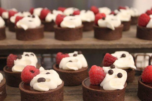 Les pâtisseries proposées Image Facebook Dropboxtuckshop