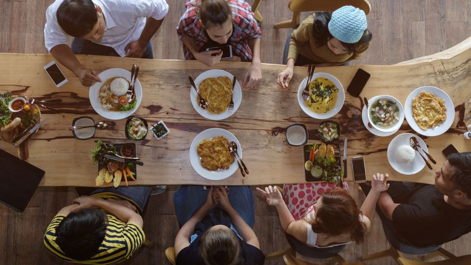 les nouvelles tendances des restaurants d'entreprises