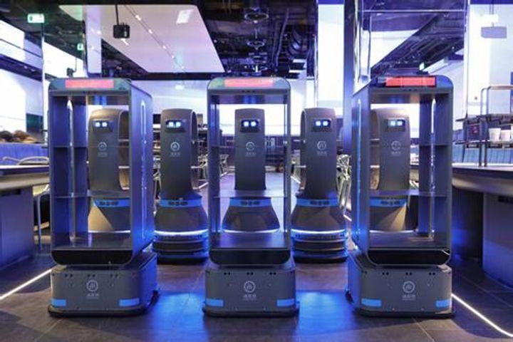 Haidilao choisit Panasonic pour les chefs de robot au restaurant Beijing Hotpot