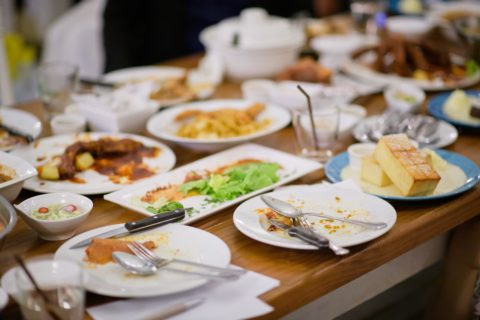food waste restaurant validex