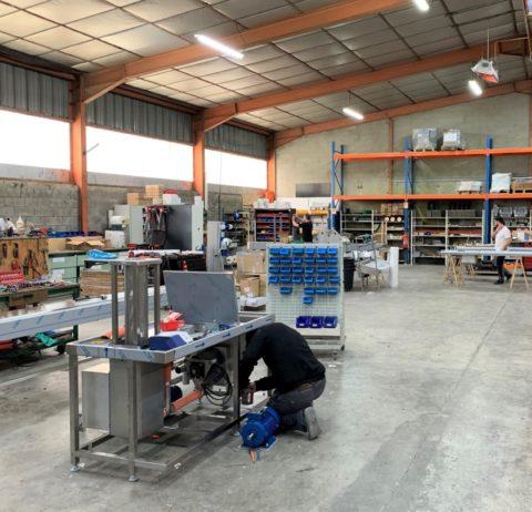 coronavirus processus de fabrication et de test adaptés